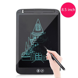 "black Kids' 8.5"" Drawing Tablet Makes the perfect gift for any creative child writing travel toys toy smart skills mums mum mothers mother mobile kitchen kid ipad house Home holiday girls girl gifts garden games game gadgets Gadget fun fathers father drawing designs Day dads dad creative childrens Children boys boy 8.5in"