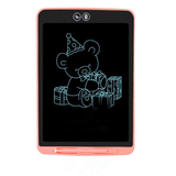 "pink Kids' 8.5"" Drawing Tablet Makes the perfect gift for any creative child writing travel toys toy smart skills mums mum mothers mother mobile kitchen kid ipad house Home holiday girls girl gifts garden games game gadgets Gadget fun fathers father drawing designs Day dads dad creative childrens Children boys boy 8.5in"