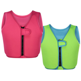 Kids Swimming Float Vest Keep your little ones safe. A great aid for your child providing extra buoyancy support watersports water vests swimwear Swimsuit pool swimming aid swimmer swim surfing surf seaside sea safe rays Protected ocean kid's kid holidays holiday floats Floating Children's Children child boogie beach