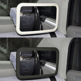 Large Car Wide View Child Mirror
