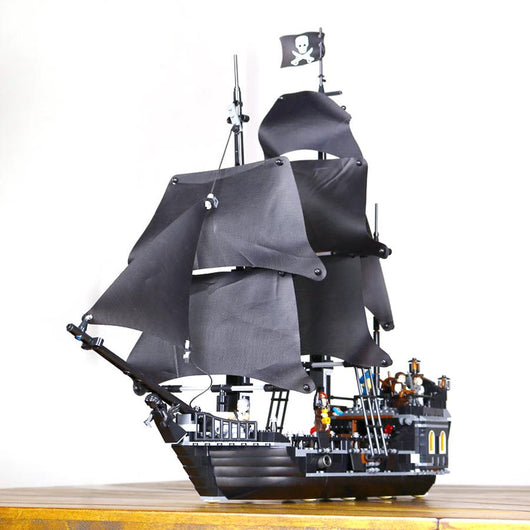 Lepin Black Pearl Model 804pcs