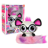 Lil' Gleemerz Interactive Fox With light-up sparkling eyes and tail musical sounds and speak boy's girls interactive little lil Lil' with toys toy surprise Stitching stitch singing singalong sing along sing Plush Musical music lights Light Up Light kid's girl's girl gifts gift foxes fox for electronic electrical electric Children child boys boy