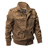 Mens US Military-Style Jacket