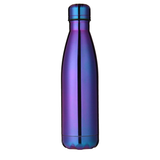 rainbow Milestone Stainless Steel 500ml Water Bottle Ideal or the gym, & designed to help retain the temperature of drinks, hot or cold water wall steel stainless steel stainless Milestone gymwear gyms gymgear gym gift Double-Walled double layered double bottles bottled bottle stop bottle 500ml
