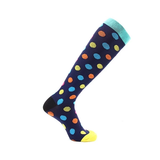 Multi-Coloured 7 Pack Of Compression Socks