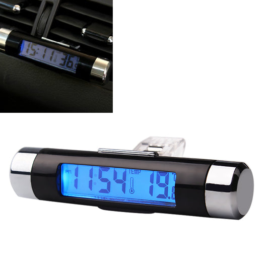 Multi-Functional Car Thermometer