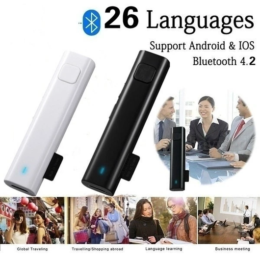 Translations Into Italian: Multi-Language Smart Voice Translator