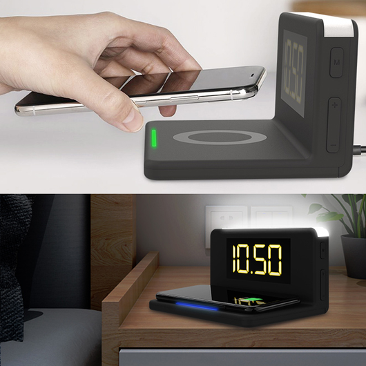 Night Light Wireless Phone Charger