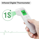 Non-Contact Forehead Infrared Thermometer Gun Simply point at the forehead in just 1 second, No physical contact, prevents cross-infection Thermometers temperature temp Objects None non Heat guns gun girls girl gift for Digital covid19 covid-19 covid coronavirus corona contactless Contact childrens Children child boys boy Baby Babies and Ambient