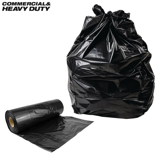 One-Year Supply of Extra Strong 50L Bin Liners Grab a bulk buy bargain with these commercial strong, heavy duty extra large refuse bags year Ultra Supply Stronger strong sack's sack Refuse One-Year one of Liners liner line large Heavy-Duty Heavy Extra Duty commercial buying Buy bundles bundle bulk black bins Bin Bag's bag and 50L