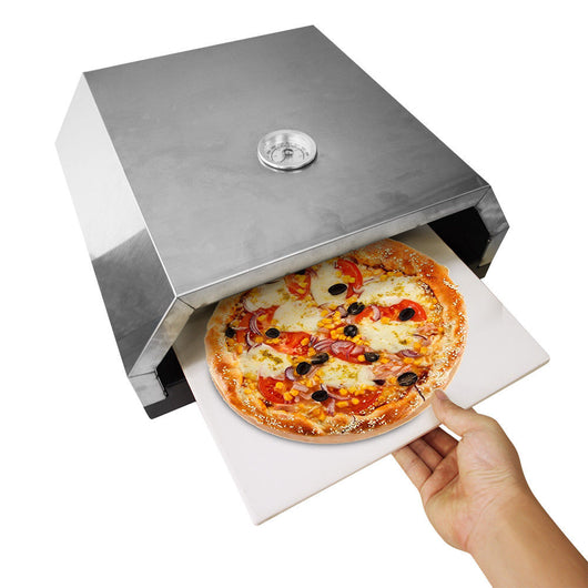 Outdoor BBQ Pizza Oven