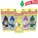 Pack of 5 Magic Little Trees Air Fresheners