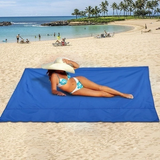 Pocket Beach Mat Be beach ready anytime, anywhere super-compact, lightweight mat waterproof travel Tent Super summer smallcase small sheet she Pocket play picnic's Picnic pegs outside outdoors medium mat Light layer large jeans house Home holiday hiking Handy ground sheet garden fun days out Compact camping beachmat beach bag