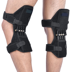 PowerLift Joint Knee Supports A breakthrough product perform daily tasks powerful rebound spring force, thighs thigh supportive support strap's strap springs spring Rebound powerlift powerfull powerful power Pads padding Padded Pad Lifts lifting lift knees Knee joints Joint gift Force calves calf Bi-Directional Back support Adjustable