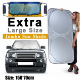 Reflective Windscreen Sunshade