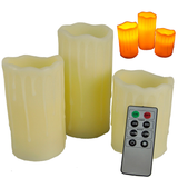 Remote Control LED Flameless Candles