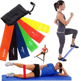 Resistance Exercise Loop Bands Set