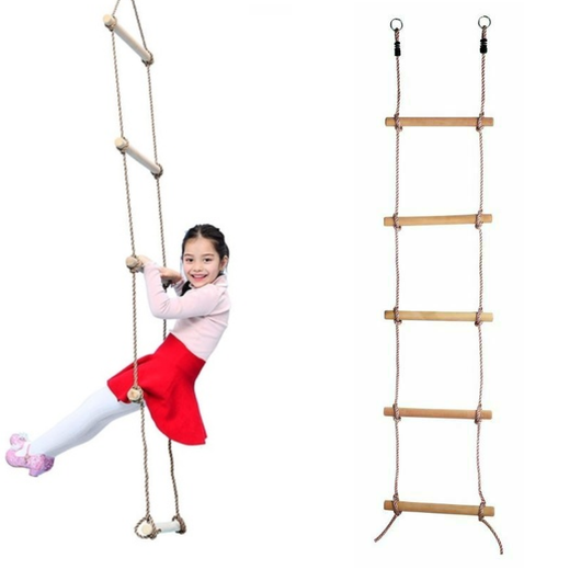 Children's Climbing Rope Ladder Create your own adventure playground trees tree summer Rung ropes Rope playground play outdoors outdoor Ladders ladder kid's kid houses house happy girls girl gardens garden fun Frame for Enjoy frame climbing climber climb childrens Children Childhood child boys boy and adventure active