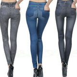 3 Pack of Slimming-Effect Jeggings