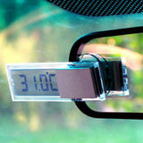 Suction Car Thermometer