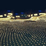 96 LED Net Lights