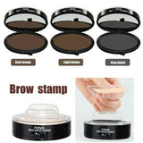 Stamp It Eyebrow Stamp & Powder Set