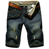 Men's Summer Jeans Shorts