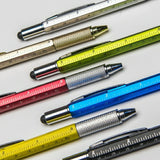 Multi-Functional Ballpoint Pen