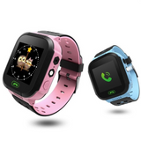 Kids Smartwatch with GPS Tracker