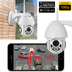 Security Wifi Surveillance Camera