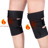 Self-Heating Knee Supports