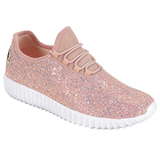 Sequin Glitter Sneakers Who says trainers need to be boring? upgrade the look with these fabulous sequin glitter sneakers Features classic white sole Women's women woman Sneakers shoes shoe Sequin lightweight Light Ladies kids kid kicks kick glitters glitter girls girl feet fashionable fashion comfortable comfort clothing Children Bling