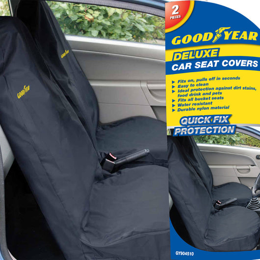 Set of 2 Car Front Seat Covers
