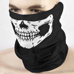 white Skeleton Skull Bandana Face Mask multi-purpose biker as a bandanna, scarf, beanie, headband, wristband, helmet-liner hair band viruses virus sporty Sportswear sports sport skulls Skiing ski Scarves neck motorbikes Motorbike mask's Hiking Halloween ghosts Ghost faces cyclists cycling coronavirus corona bikes bike bandannas bandanas anti-virus