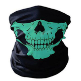 green Skeleton Skull Bandana Face Mask multi-purpose biker as a bandanna, scarf, beanie, headband, wristband, helmet-liner hair band viruses virus sporty Sportswear sports sport skulls Skiing ski Scarves neck motorbikes Motorbike mask's Hiking Halloween ghosts Ghost faces cyclists cycling coronavirus corona bikes bike bandannas bandanas anti-virus
