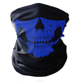 blue Skeleton Skull Bandana Face Mask multi-purpose biker as a bandanna, scarf, beanie, headband, wristband, helmet-liner hair band viruses virus sporty Sportswear sports sport skulls Skiing ski Scarves neck motorbikes Motorbike mask's Hiking Halloween ghosts Ghost faces cyclists cycling coronavirus corona bikes bike bandannas bandanas anti-virus