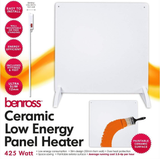 Slimline Wall-Mounted Ceramic Heater