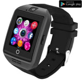 Smartwatch Soft Strap Curved Screen