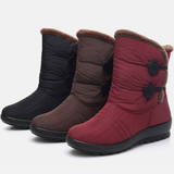 Women's Snow Boots A excellent pair of adult Designed to keep your feet warm and dry winter weather water resistant Women's womens women womans woman wom weatherproof waterproof warm snowmen snowman Snowing snow shoes mums mum mother Lady ladies ice girls girl foot feet boot's boot