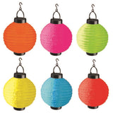 Solar-Powered Party Festival LED Lanterns