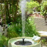 Solar Pond Fountain Make a mini water feature solar powered pond fountain Perfect waters waterlife watering water feature water visual swimming pool sun solarpowered solarpower solar-powered solar pumps Powered pools pool Pond's pond panels panel outdoor koi garden Floating Fish feature carp aquatic aquariums Aquarium
