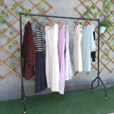 Solid Clothes Hanging Rail's