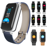 T89 TWS SmartWatch & Earbuds Set cutting edge track your health data HD quality TWS earbuds weather waterproof watch USB TWS tracker track social smartwatches Smartwatch smartphones smartphone smart pedometer LED IP67 iOS in-ear heart health headphones ears earphones earbuds ear display calorie bracelet bluetooth APP