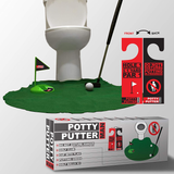 Toilet Mini Golf Putter