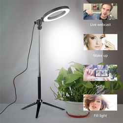 Tripod LED Studio Lighting Ring Perfect for making professional YouTube videos as studio lighting Enhance your photography skills womens women womans woman stick Spotlight Selfie rings Ring lightup lights Light-up Light LED lights kids in girls girl gift Flashlights Flashlight Children child 3 in 1