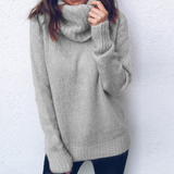 Grey Turtleneck Sweater Ideal for everyday casual wear, these soft-to-the-touch woven lightweight, warm, and comfortable Women's women's women womans woman Turtleneck turtle sweaters sweater Red Pink neck's neck mummy mum's mum mothers mother ladys Lady Ladies jumpers jumper Grey girl's girl cardigans Cardigan