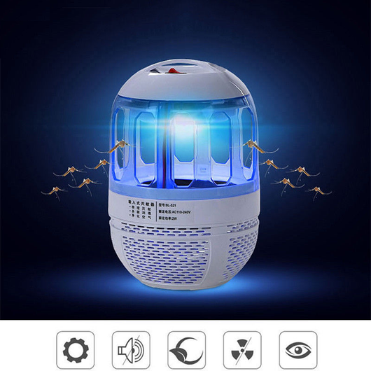 USB Killer Mosquito Lamp