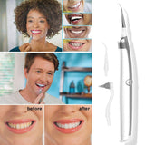 Ultrasonic Dental Toothpick with LED Light