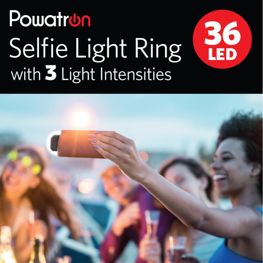 Universal Smartphone Selfie Ring Features 36 LED bulbs inside which light brightly when taking photos and videos smartphones smart phone smart Rings ring phones phone mobiles mobilephone mobile phone mobile Men iphones iPhone instagram insta girl's girl gift Flashlights Flashlight flashing flashes Flasher flash boy's boy