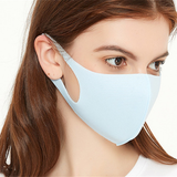 Blue Washable and Reusable Face Masks They come in packs of 10 face masks washing wash virus protects Protectors protector protective protection protecting Protected protect Masks Mask flu face covid19 covid-19 covid coverup covers Coverings Covering coverage cover coronavirus corona